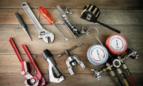 ابزارهای مورد نیاز برای تعمیرات و راه اندازی سیستم های برودتی