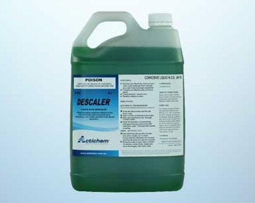 اسید دی اسکلر یکی از رایج ترین مواد رسوب زدا برای اسیدشویی چیلر است