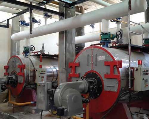 بویلر های فولادی تاثیر بسیار زیادی در طرز کار موتورخانه دارند.