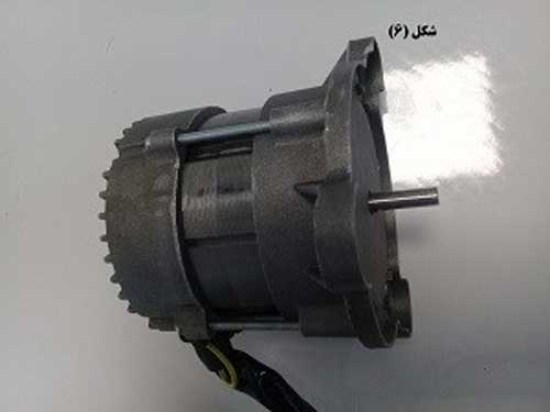 الکتروموتور فن کویل