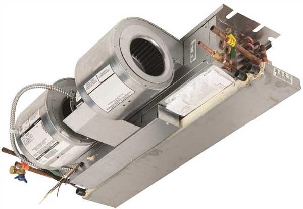اجزای موتور و بلوور فن کویل