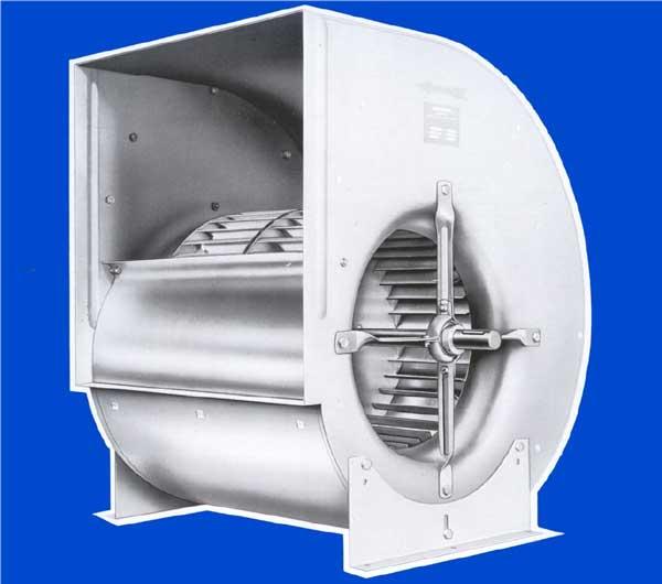 فن سانتریفوژ هواساز