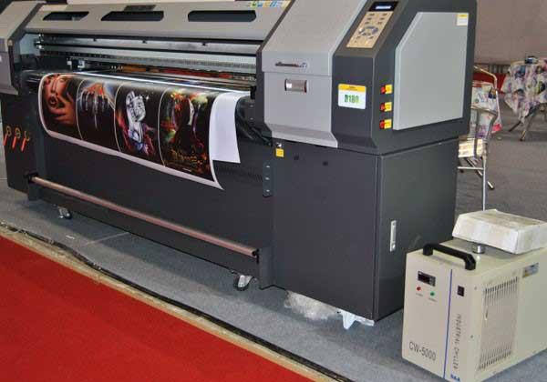 چیلر دستگاه چاپ