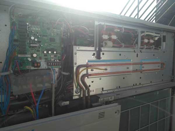 تابلو برق پنل وی آر وی