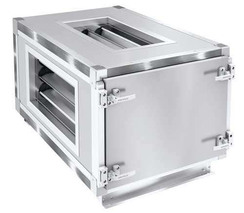 جعبه مخلوط کننده هواساز