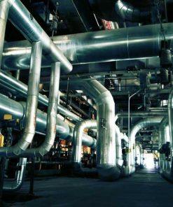 لوله کشی سیستم حرارت مرکزی