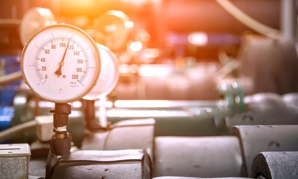تعیین فشار ساکشن و دیشارژ چیلر تراکمی