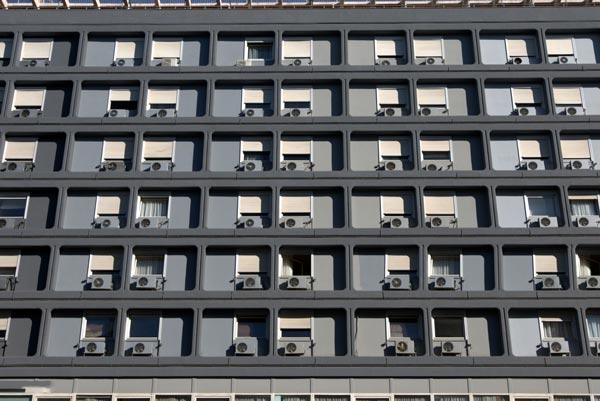 ساختمان هتل
