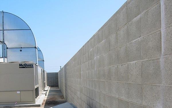 دیوارکشی بتنی