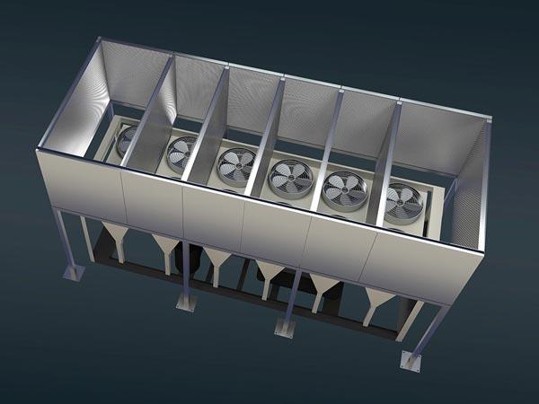 شماتیک ساخت اتاقک عایق صدا